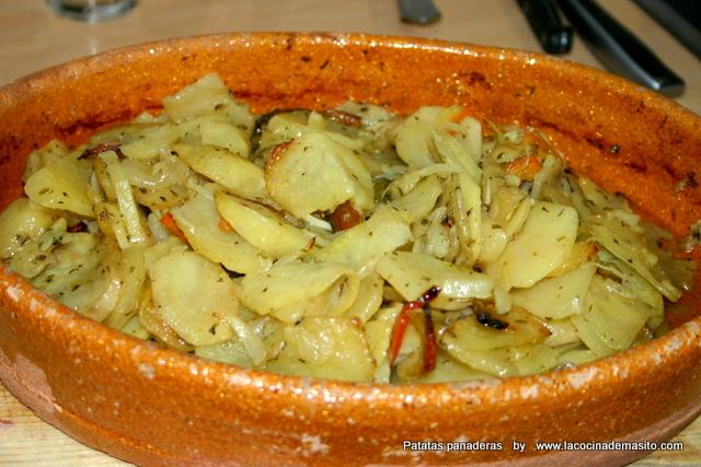 recetas de patatas