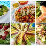 6 Ensaladas de verano