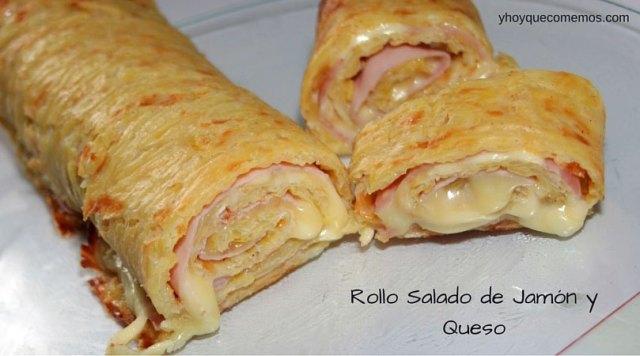 rollo-salado-de-jamon-y-queso