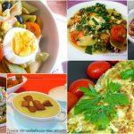 6 Recetas saludables