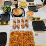 Catering familiar para quince personas