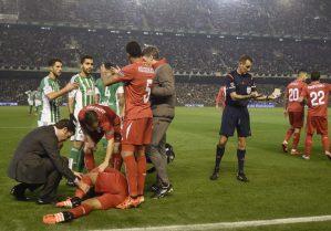 Real Betis 0 – 0 Sevilla FC Derbi Sin Fútbol