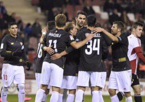 Sevilla FC – UD Logroñés: Con ventaja pero con respeto