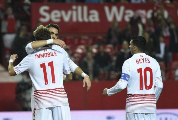 Sevilla FC 2-0 UD Logroñés. Cumple El Trámite Con Oficio