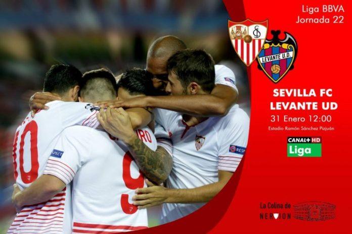 Previa en datos: Sevilla FC – Levante UD