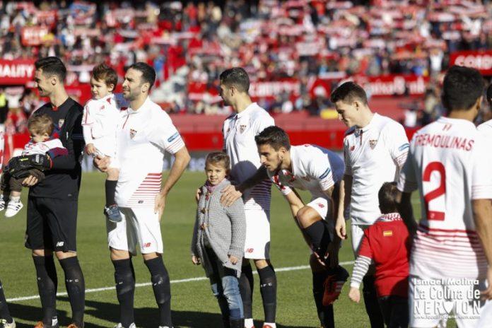 Las notas del partido. Sevilla FC 2-1 Málaga CF