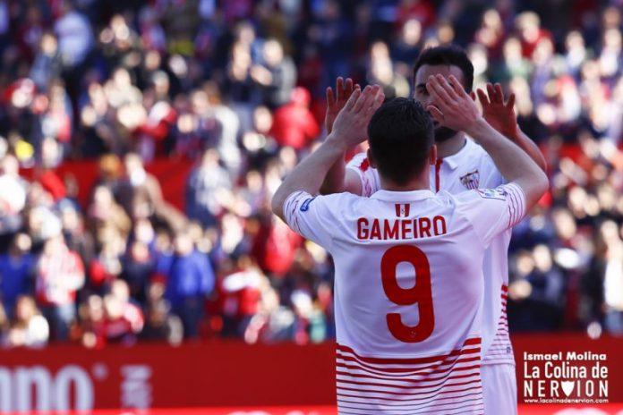 Sevilla FC 3 – 1 Levante UD. A medio gas