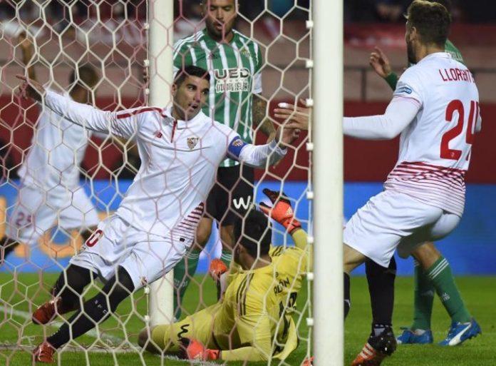 El Sevilla FC, favorito para ganar el derbi