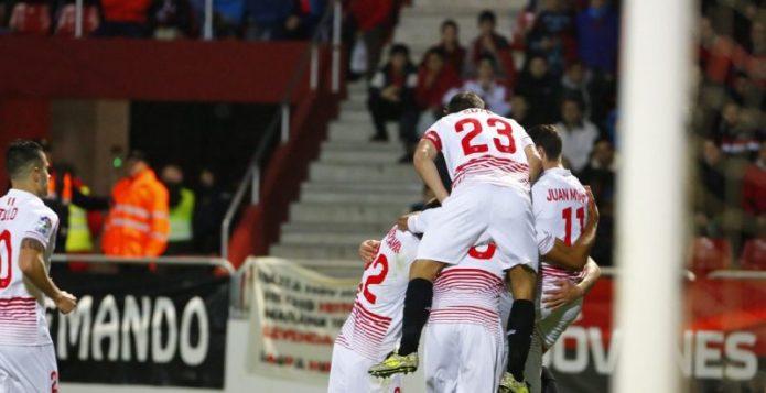 Puntuaciones CD Mirandés – Sevilla FC