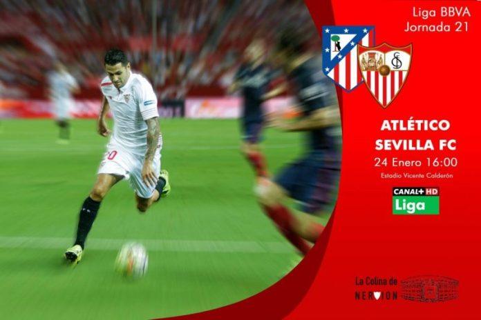 Atlético de Madrid- Sevilla FC: Oportunidad de oro para ganar como visitante