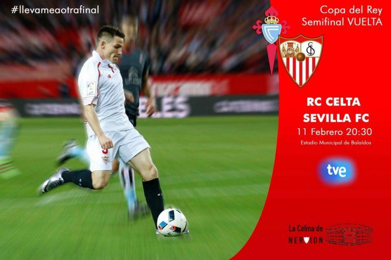 RC Celta de Vigo – Sevilla FC: La gloria pasa por Balaídos