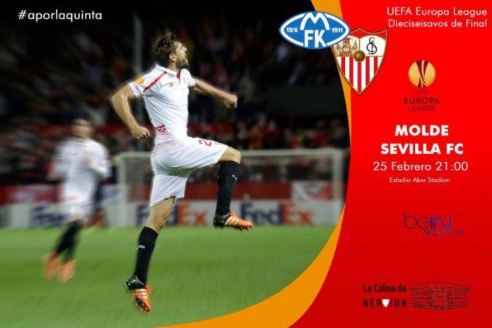 Molde FK – Sevilla FC. Pasar para seguir soñando