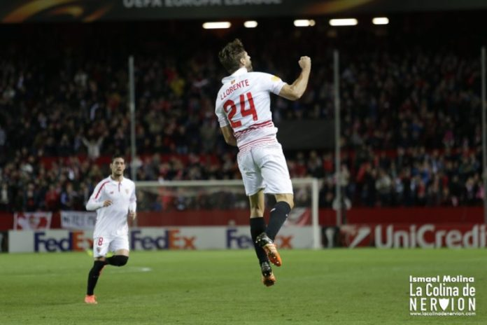 Sevilla 3 – 0 Molde. Ruge el león