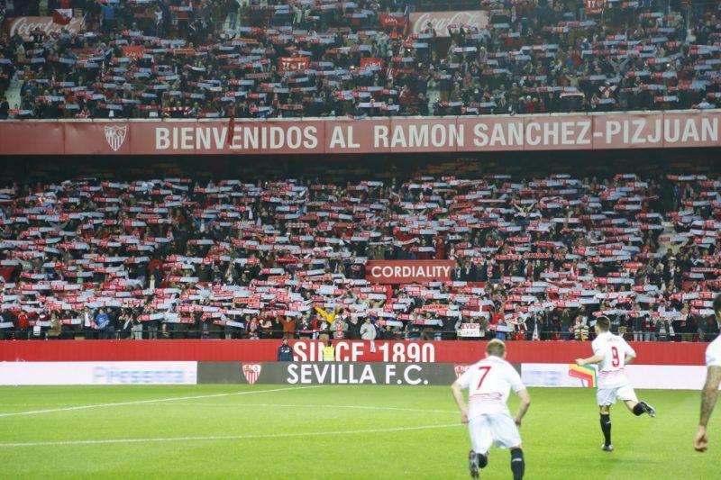 Sánchez-Pizjuán Sevilla FC noticias aforo LaLiga