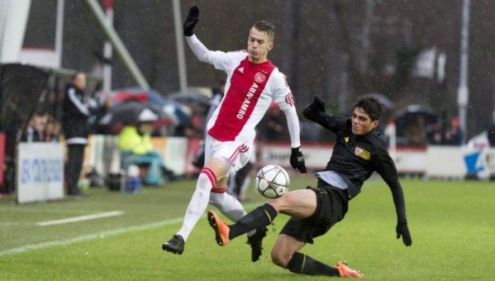 Ajax 3-1 Sevilla FC La Youth League Termina En Holanda