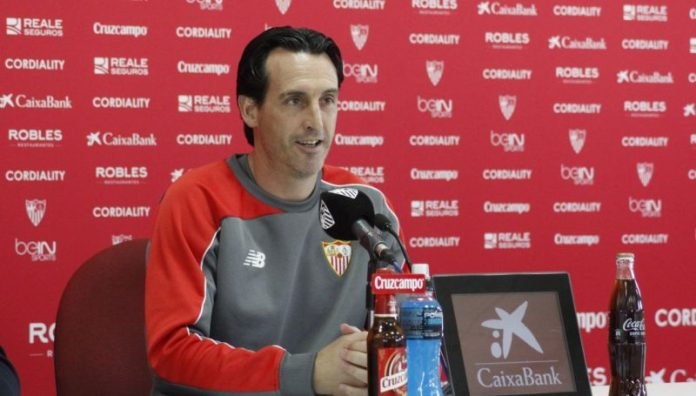 Emery: «Lo que verdaderamente condiciona es jugar unas semifinales para ganar»
