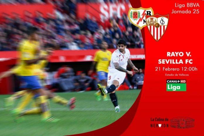 Rayo – Sevilla. Buscando la primera a domicilio