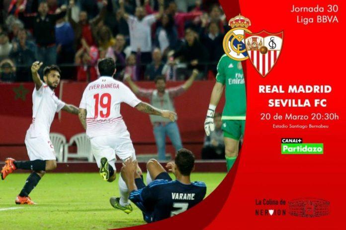Previa en datos Real Madrid – Sevilla FC