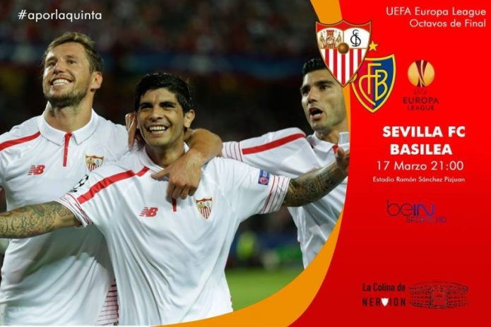 Sevilla FC – Basilea: El Sevilla busca su copa