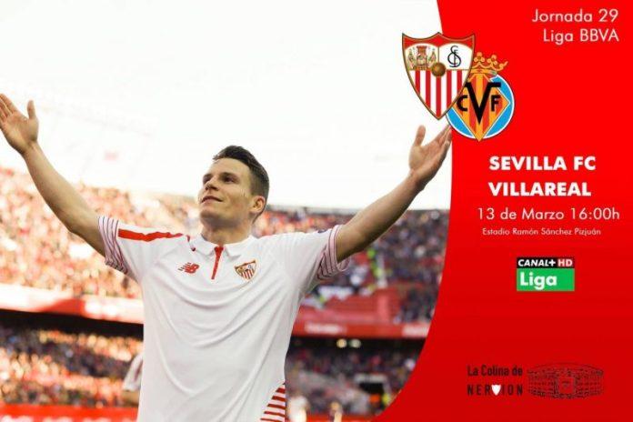 Previa en datos Sevilla FC – Villarreal CF