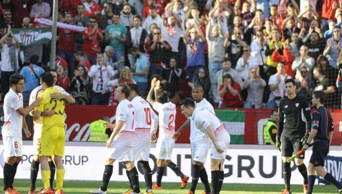 Las notas del Sevilla FC 4-2 Villarreal CF