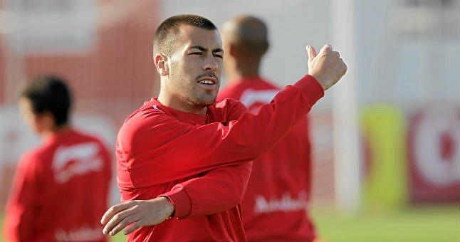 Sevilla FC Antonio Luna