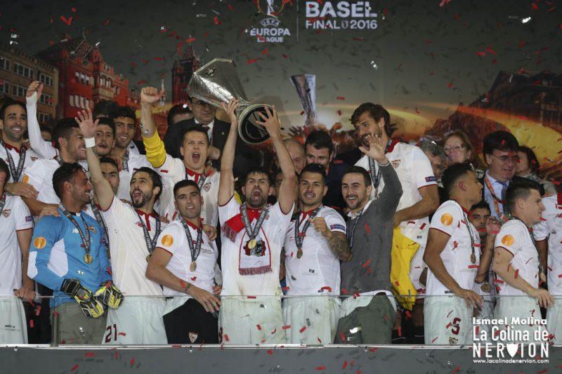 Fotogalería Final de la Europa League