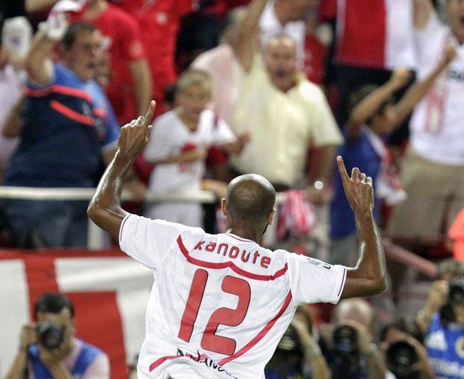 Diez razones por las que Kanouté es el mejor jugador de la historia del Sevilla