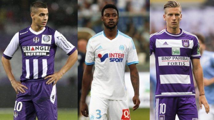Semana crucial para NKoulou, Ben Yedder y Praet