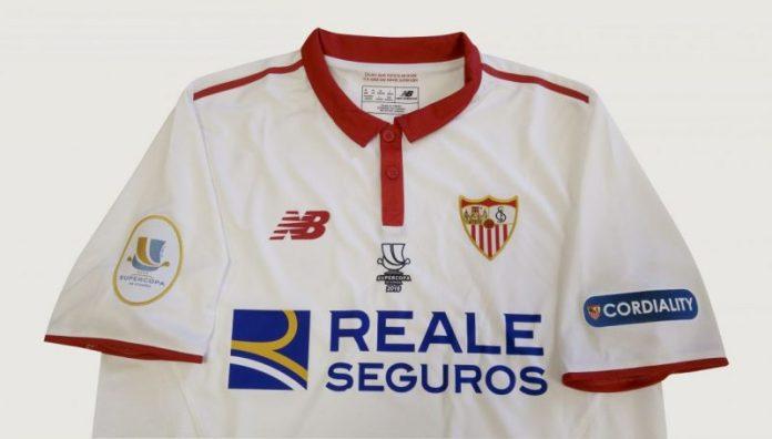 Publicidad en las camisetas contra el FC Barcelona