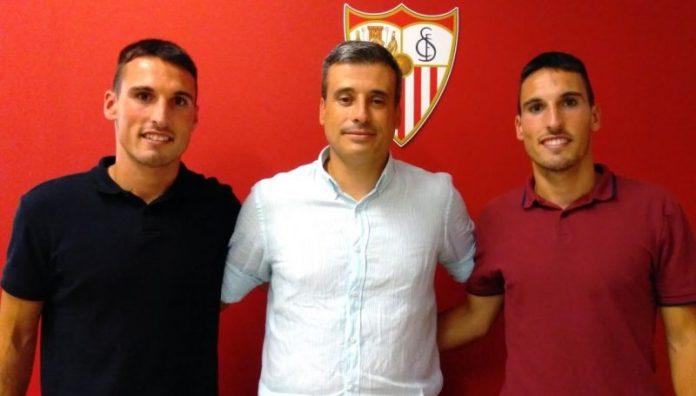 Los hermanos San Emeterio fichan por el Sevilla Atlético