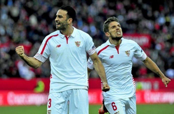 El Sevilla, segundo equipo con más posesión de balón