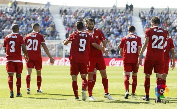 El Sevilla y su pasado con equipos de categorías inferiores  en Copa del Rey