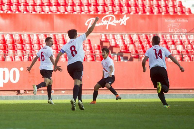 Galería fotográfica Sevilla Atlético – UD Almería