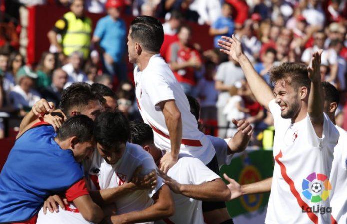 El Almería vuelve a Nervión