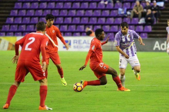 La derrota llegó en Valladolid