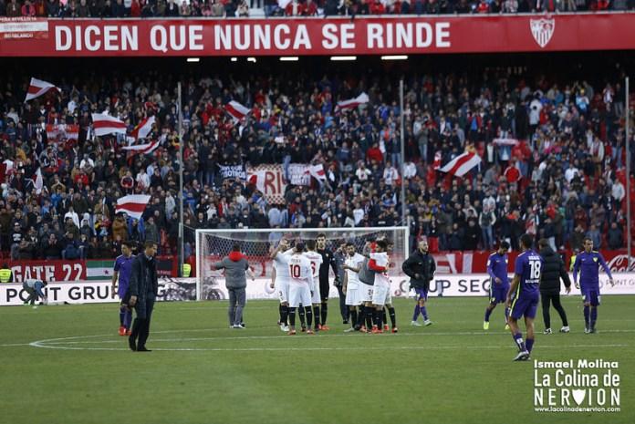 Sevilla y Málaga, antecedentes muy igualados en el Sánchez-Pizjuán