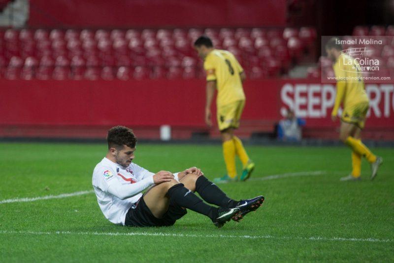 El Sevilla Atlético cae derrotado ante un rival muy sólido