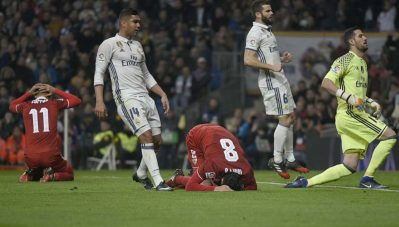No me importa perder con el Real Madrid