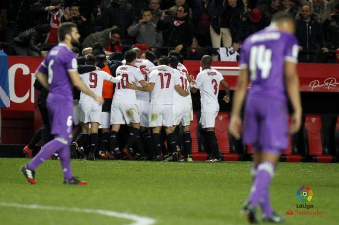 El Sevilla quiere romper el maleficio del Bernabéu