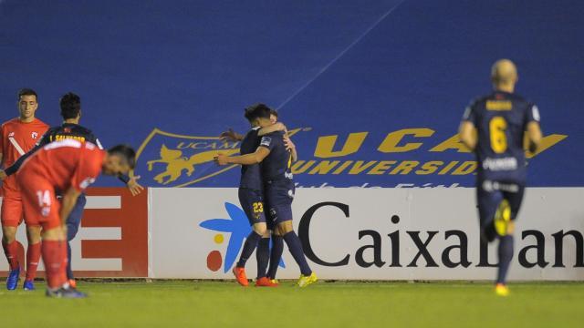 El gol de Jona condena al Sevilla Atlético en Murcia