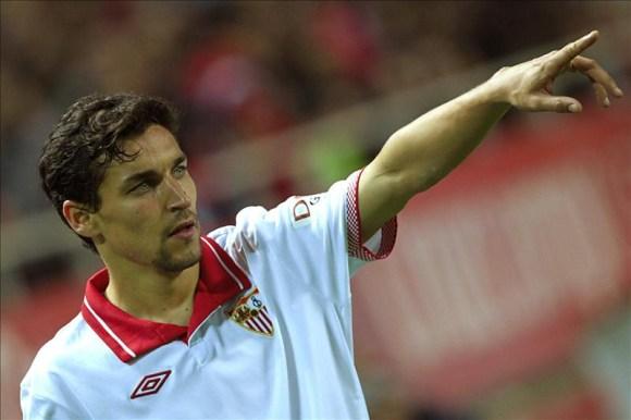 Los diez mejores jugadores del Sevilla FC