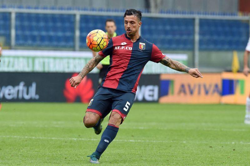 Izzo Genoa Sevilla