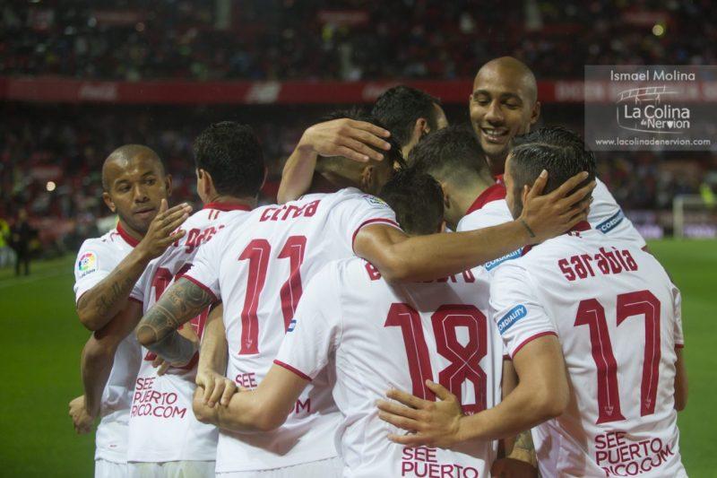 Galería fotográfica del Sevilla – RC Celta de Vigo