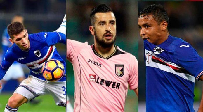 El Sevilla, interesado en tres futbolistas de la Serie A