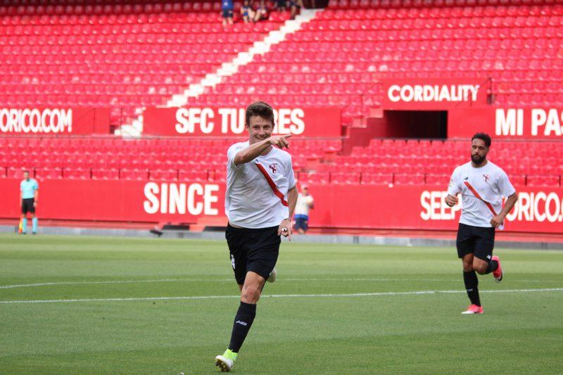 El Sevilla Atlético visita a un Oviedo inmerso en la lucha por los playoff