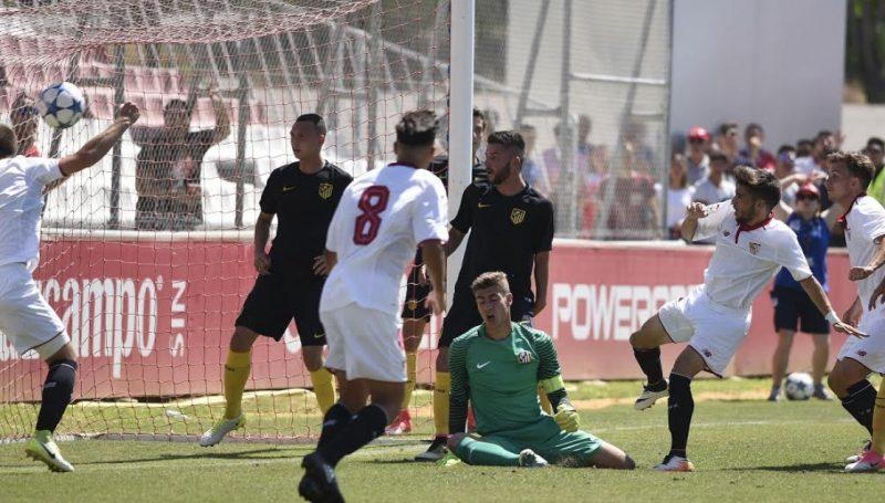 El Juvenil se juega el pase a la final frente al Atleti