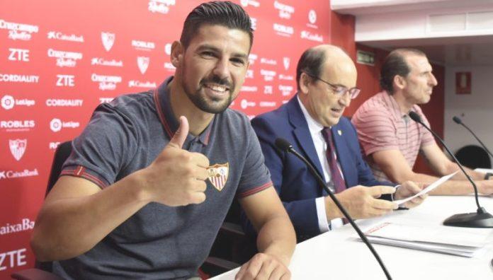 """Nolito: """"Cuando el Sevilla me brindó esta oportunidad, no me lo pensé"""""""