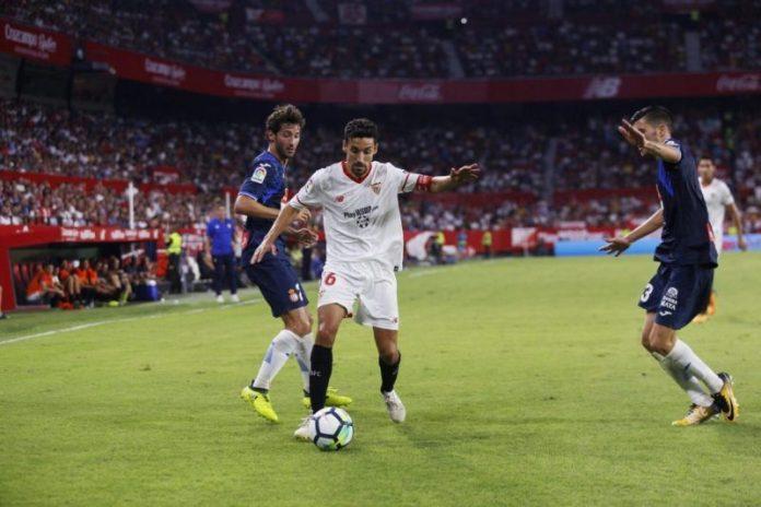 El Sevilla comienza la temporada empatando en casa ante el Espanyol