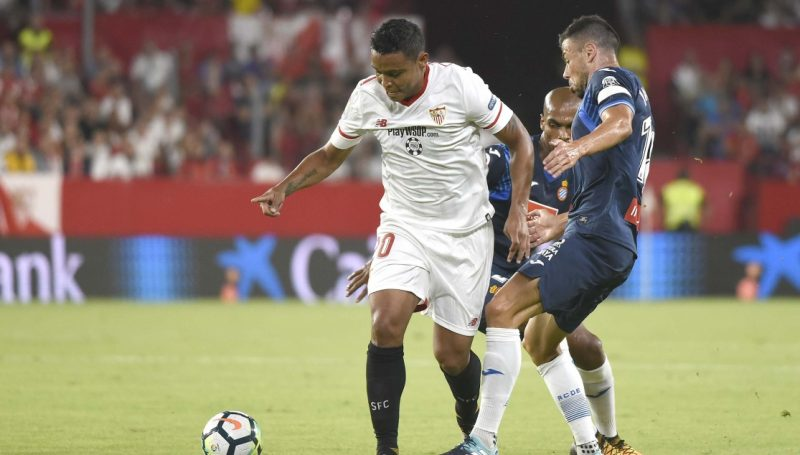 Las diez temporadas con mayor gasto en fichajes del Sevilla